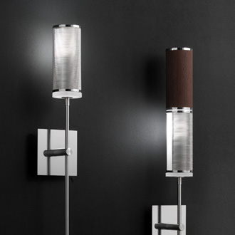 Carlo Zerbaro and Alessio Bassan Luna Single&double Wall Lamp
