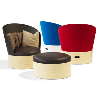 Cate and Nelson B25 Easy Chair