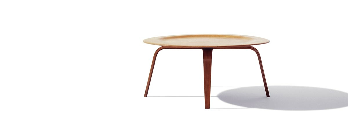 Charles Eames and Ray Eames Eames Molded Plywood Coffee Table