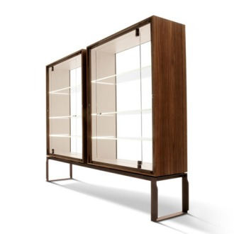 Chi Wing Lo Aei Glass Cabinet