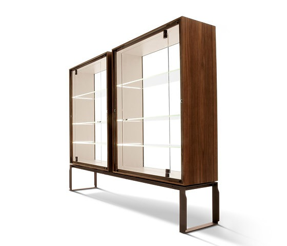 Chi Wing Lo Aei Glass Cabinet