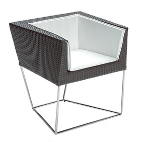 Chiaramonte and Marin Cube Chair