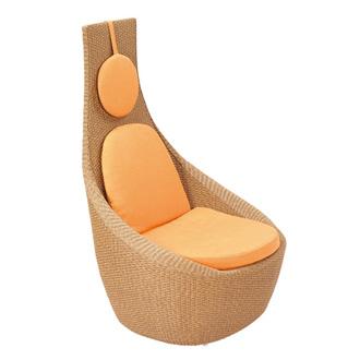 Chiaramonte and Marin Yucca Lounge Chair