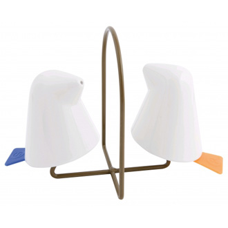 Chris Koens Love Birds Salt & Pepper Set