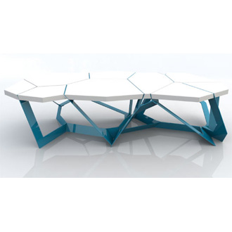 Chris Kabatsi Quadra Table
