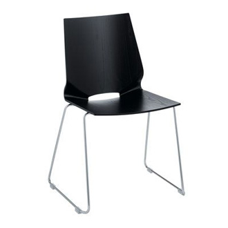 Christina Strand and Niels Hvass Taz Chair
