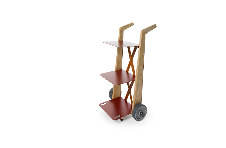 Christoph Böninger Book Cart