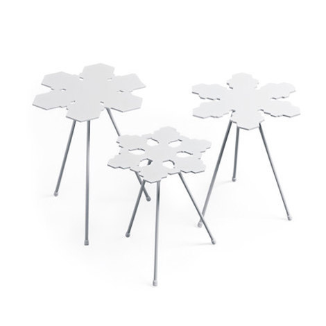 Claesson Koivisto Rune Snowflakes Table Set