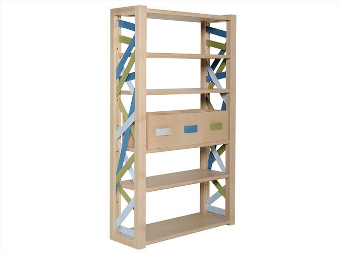 COCO-MAT Myrtis Bookcase