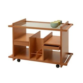 Daniela Gaffuri Serving Trolley