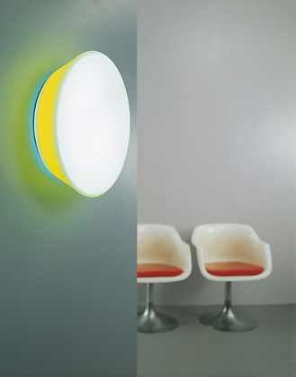 Dante Donegani and Giovanni Lauda Conca Lamp