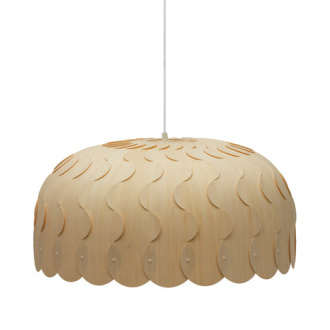 David Trubridge and Marion Courtillé Beau Pendant Lamp Collection