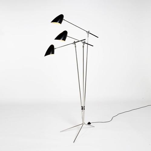 David Weeks Tripod No. 303 Lamp