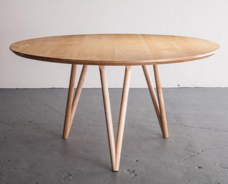 David Gaynor Hairpin Table