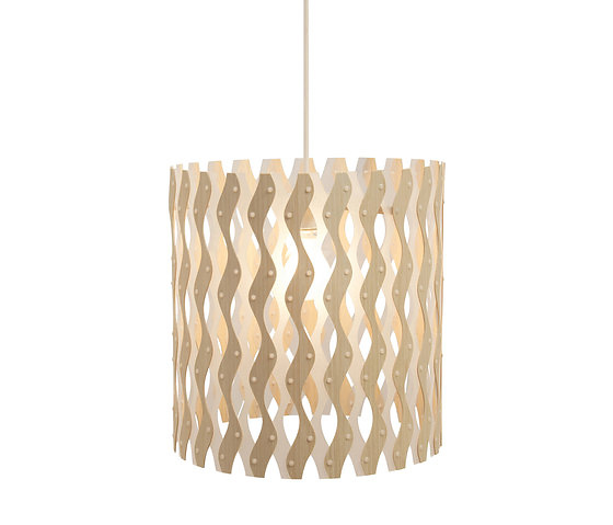 David Trubridge Pequod Pendant Lamp