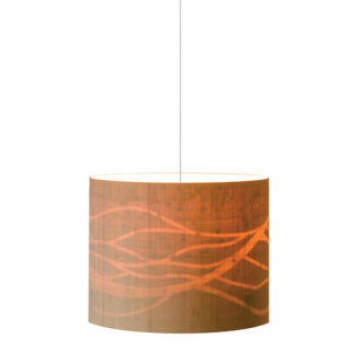 David Trubridge Sandshade Pendant Lamp