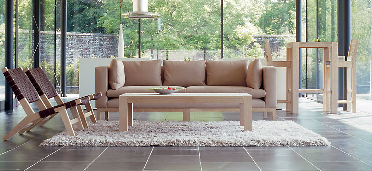 De La Espada Weekend Large Sofa