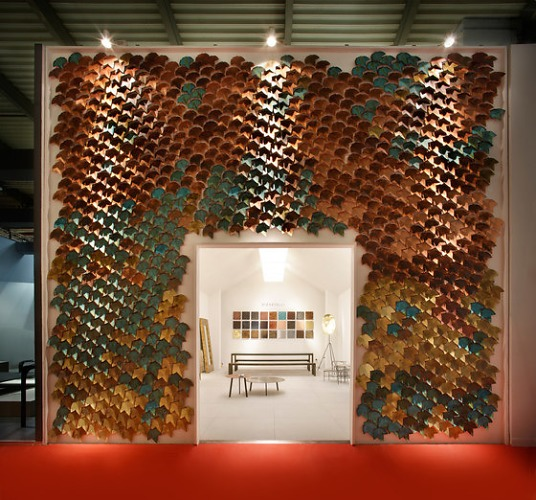 De Castelli Vertical Green Wall Coverings