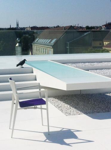 Delugan Meissl Associated Architects Tendo Chair