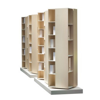 Dominique David Atlas Shelving