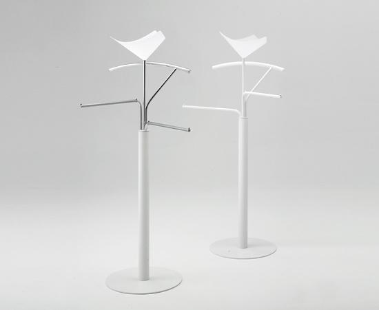 Donato D`Urbino and Paolo Lomazzi Mi Servo Clothes Stand