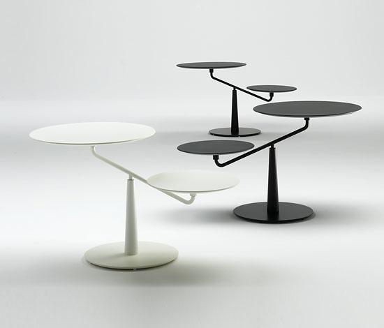 Paolo Lomazzi and Donato D'Urbino Saturno Side Table