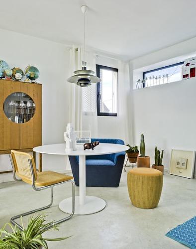 Dual Design Vela-Dora Table