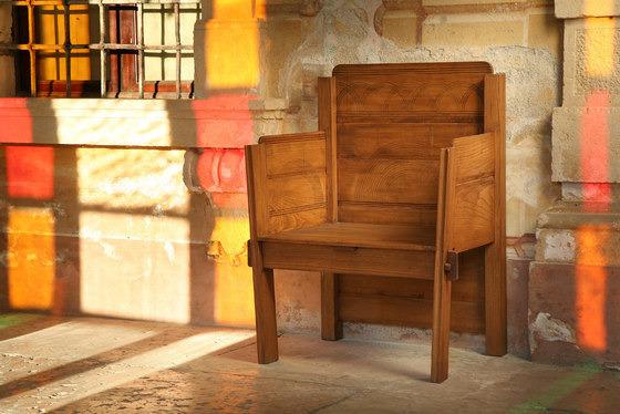Duilio Cambellotti Scranno Chair