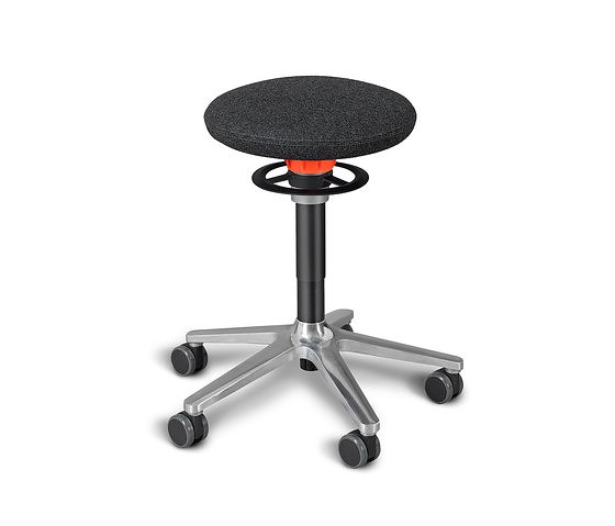 Eberhard Lenz and Stefan Lippert Ongo® Roll Stool