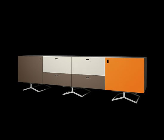 Edward Barber and Jay Osgerby Satellite Cabinets