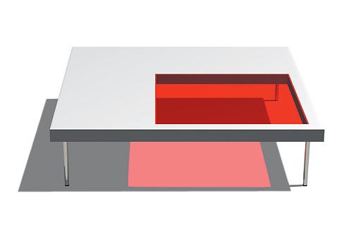 Eero Koivisto Window Table