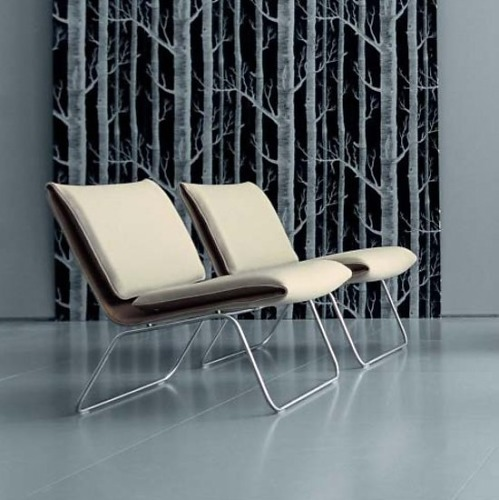 Claesson Koivisto Rune Leaf Lounge Chair