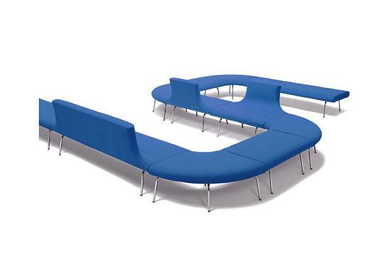 Eero Koivisto Orbit Seating Collection