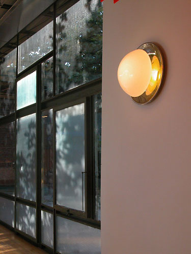 Elio Martinelli and Marc Sadler Mico Wall Lamp