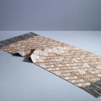 Elisa Strozyk Wooden Carpet
