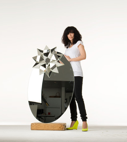 Emma Woffenden And Tord Boontje Tran 173 Sglass Mirrors