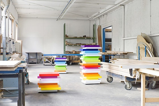 Emmanuelle Moureaux Mille Feuille Chest Of Drawers