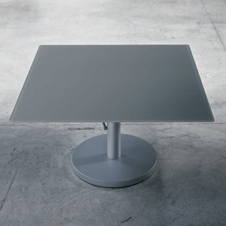 Claudio silvestrin the dark side of the moon table - Table basse up down ...
