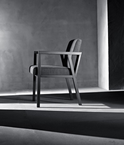 Enrico Franzolini Paris Seating Collection