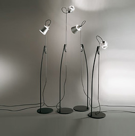 Enzo Mari Alfiere Lamp