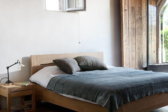 Ethnicraft Oak Azur Bed