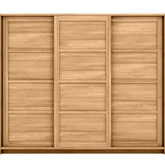 Ethnicraft Oak Knockdown Dresser