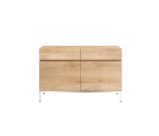 Ethnicraft Oak Ligna Sideboard Collection