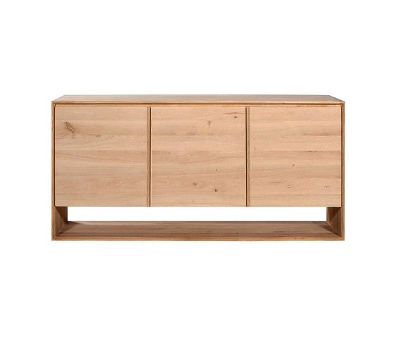 Ethnicraft Oak Nordic Side Sideboard Collection