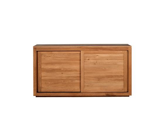 Ethnicraft oak pure sideboard for Sideboard 250 cm
