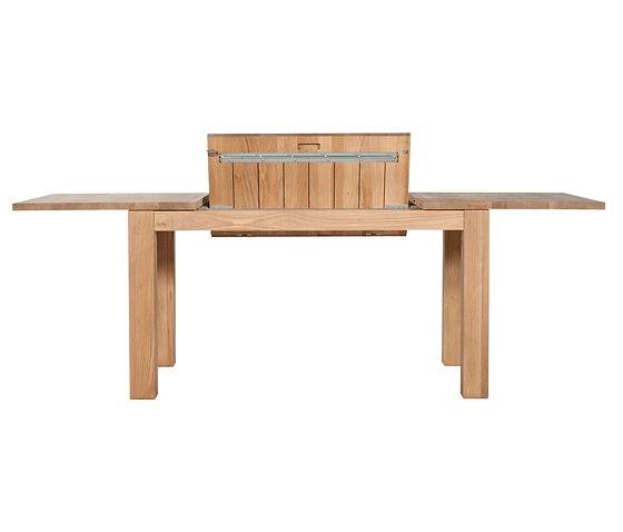 Ethnicraft Oak Stretch Dining Table