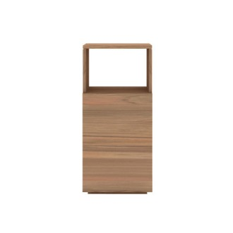 Ethnicraft Teak Bathroom Fellow Wall Cabinet
