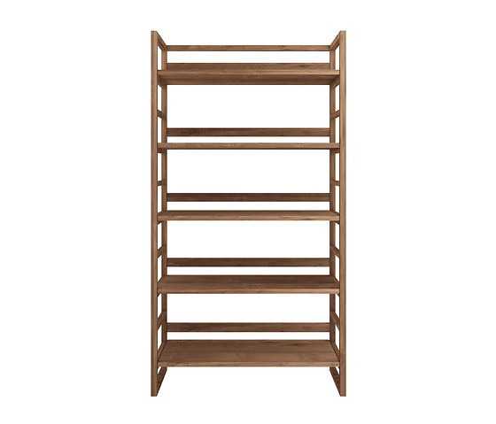 Ethnicraft Teak Skelet Shelf