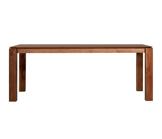 Ethnicraft Teak Slice Dining Table
