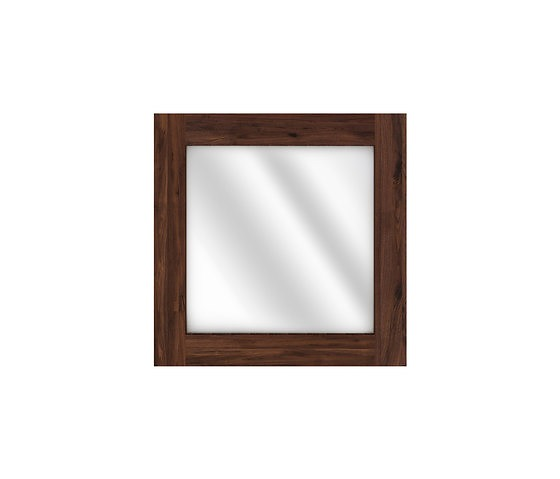 Ethnicraft Walnut Utilitile Mirror